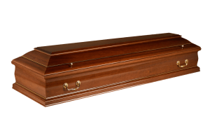 Casket Shape Coffin
